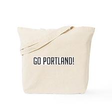 Go Portland! Tote Bag