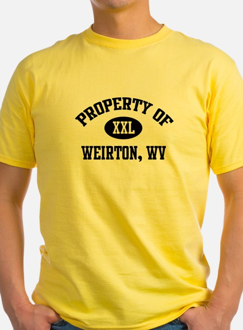 Property of Weirton T