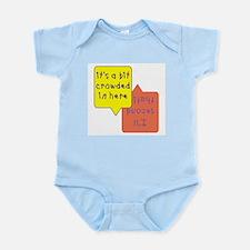 Twins - I'll second that Infant Creeper