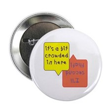 "Twins - I'll second that 2.25"" Button (10 pack)"