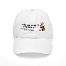 Allen West - Intimidate Baseball Cap