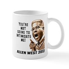 Allen West - Intimidate Mug