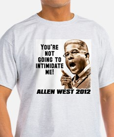 Allen West - Intimidate T-Shirt