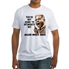 Allen West - Intimidate Shirt