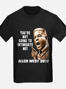 Allen West - Intimidate T