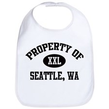 Property of Seattle Bib