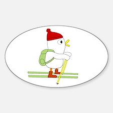 Skier Stickers