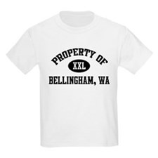 Property of Bellingham Kids T-Shirt