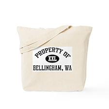 Property of Bellingham Tote Bag