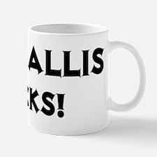 West Allis Rocks! Mug