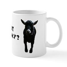 Got Pygmy Goat Mug left-handed