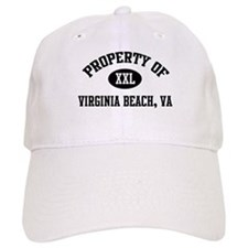 Property of Virginia Beach Baseball Cap