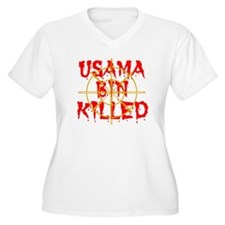 osama bin killed T-Shirt