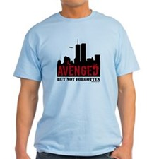 9/11 avenged not forgotten T-Shirt