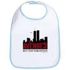 9/11 avenged not forgotten Bib
