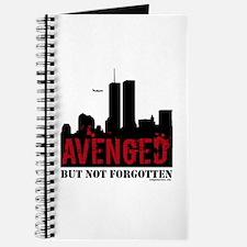 9/11 avenged not forgotten Journal