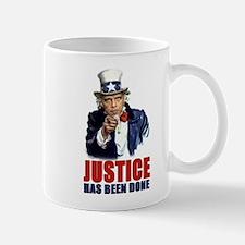Justice has been done Bin Lad Mug