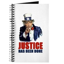 Justice has been done Bin Lad Journal