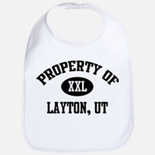Property of Layton Bib