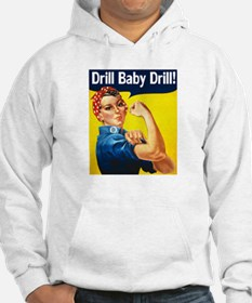 drill baby drill Hoodie