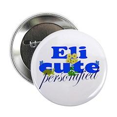 """Cute Eli 2.25"""" Button"""