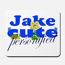 Cute Jake Mousepad