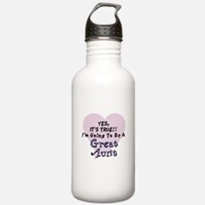 True Aunt To Be Water Bottle
