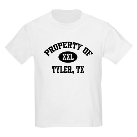 Property of Tyler Kids T-Shirt