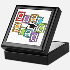Guard Graduate Keepsake Box