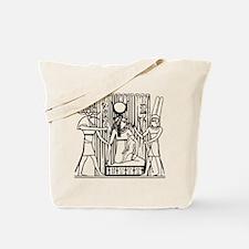 Tehuti, Ast/Isis, Amen-Ra Tote Bag