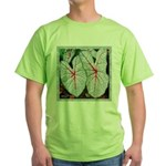 TWO OF A KIND Green T-Shirt