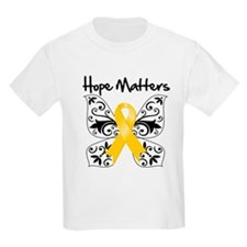 Hope Matters Child Cancer T-Shirt