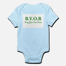 B.Y.O.B Infant Bodysuit