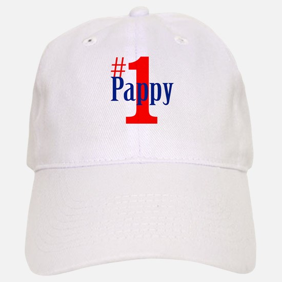1 Pappy Baseball Baseball Cap