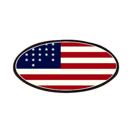 The Union Civil War Flag Patches
