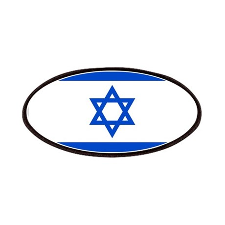 Israel Patches