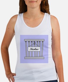 nicolas cage Women's Tank Top