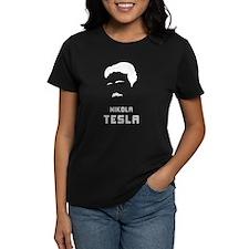 Nikola Tesla Silhouette Tee