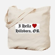 Hella Love Hillsboro Tote Bag