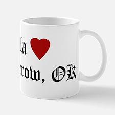 Hella Love Broken Arrow Mug