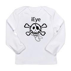 iEye Priate Long Sleeve Infant T-Shirt