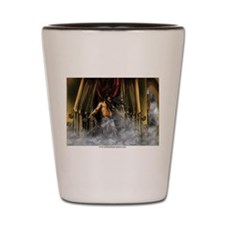 Funny Samson Shot Glass