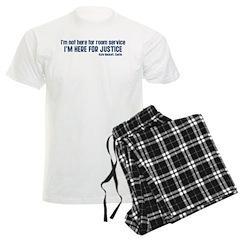 Castle Quote Room Service Pajamas