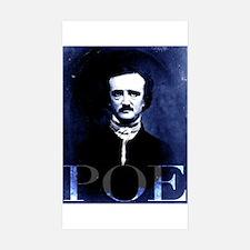Poe Sticker (Rectangle 10 pk)