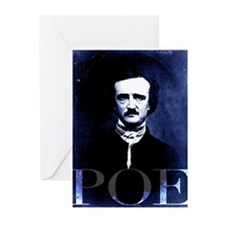 Poe Greeting Cards (Pk of 20)