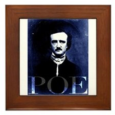Poe Framed Tile