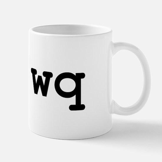 :wq vim command Mug