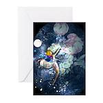 Night Fairy  Cards (6)
