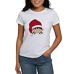 Cute Christmas Elf Women's T-Shirt