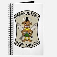 219th AVN CO. HEADHUNTERS Journal